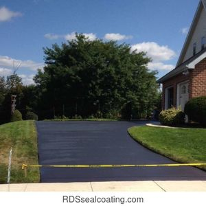 Larry R at RDS Paving and Sealcoating