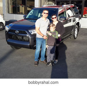 Roger G at Bobby Rahal Toyota of Lewistown