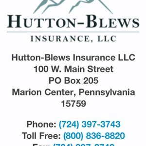 Tina R at Hutton-Blews Insurance LLC