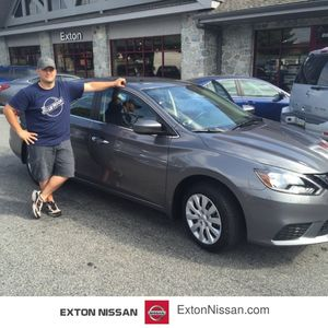 Michael A at Exton Nissan
