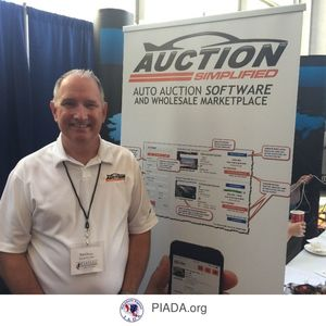 Kevin Leigh at Pennsylvania Independent Auto Dealers Association