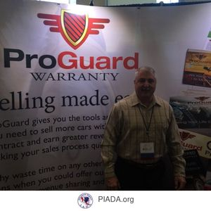 John T ProGuard-Warranty at Pennsylvania Independent Auto Dealers Association