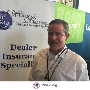 Williams&Stazzone-Insurance at Pennsylvania Independent Auto Dealers Association
