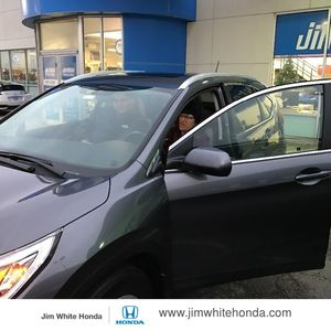 Virginia L. at Jim White Honda