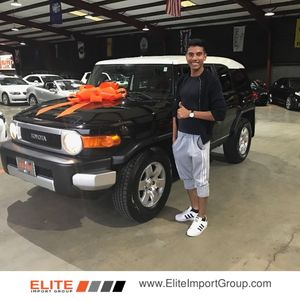 John Q at Elite Import Group