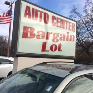 Terry k at Auto Center Bargain Lot
