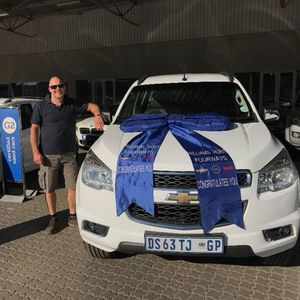 Grant Engels at Williams Hunt Fourways G2
