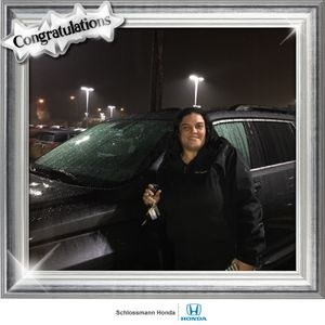 Tanya at Schlossmann Honda City of Milwaukee