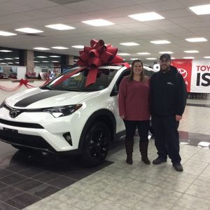 Kayla L at Bobby Rahal Toyota of Lewistown