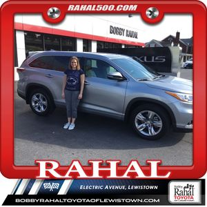 Lisa S at Bobby Rahal Toyota of Lewistown