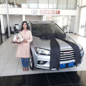Yavishka H at Haval Fourways