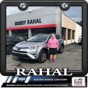 Malinda W at Bobby Rahal Toyota of Lewistown