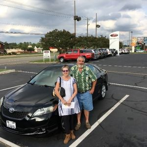 Valerie s at Haley Toyota Certified