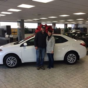 Robert H at Bobby Rahal Toyota of Lewistown