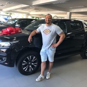 Jonathan at Barry Bourke Holden