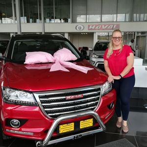 Sandra H at Haval Fourways