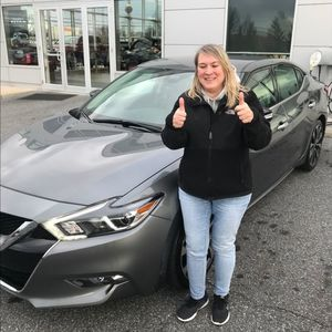 Kelly I at Faulkner Nissan Harrisburg