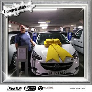 Stephen at Reeds Motor Group