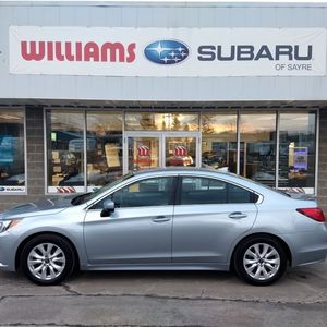 Brian & Kaitlin  at Williams Subaru of Sayre