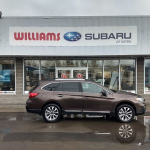 Dan & Eyleen O. at Williams Subaru of Sayre