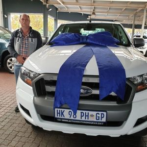 Rudolf S at Williams Hunt Midrand