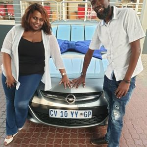 V M at Williams Hunt Midrand