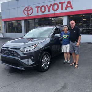 Dennis C at Bobby Rahal Toyota of Lewistown