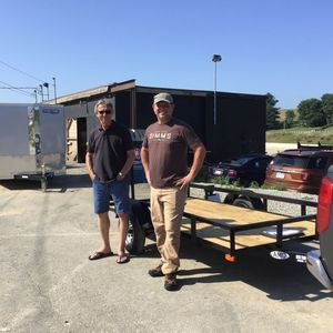 Mark b at Best Choice Trailers