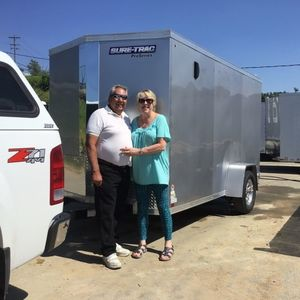 Beverly H at Best Choice Trailers
