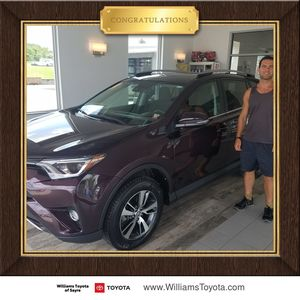 Zachary M at Williams Toyota of Sayre