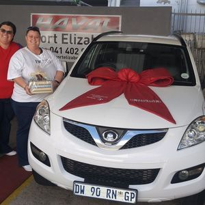 Tarryn D at Haval Port Elizabeth