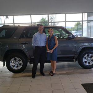 Carter L at Williams Toyota of Sayre