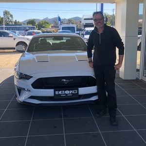 David S at Mike Blewitt Ford
