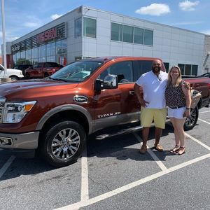 Larry M at Faulkner Nissan Harrisburg