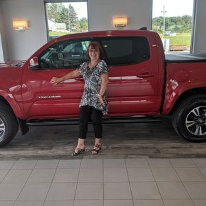 Jeanette S at Williams Toyota of Sayre