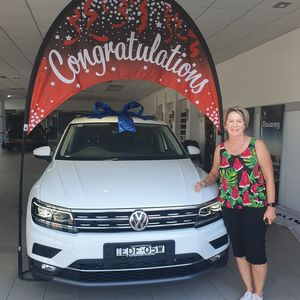 Heather W at Northern Rivers Volkswagen
