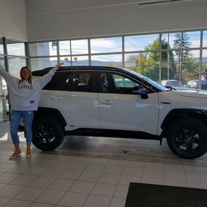 Silvia M at Williams Toyota of Sayre