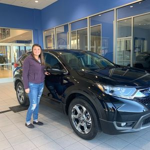 Courtney S at Williams Honda