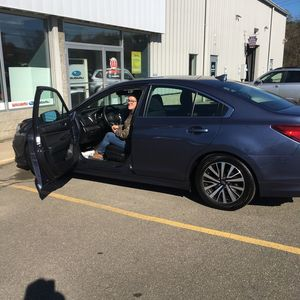 Jillanne M at Williams Subaru of Sayre