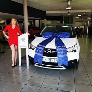 Madeleine Jacobs at Williams Hunt Randburg