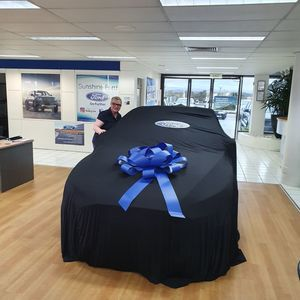 Michelle R at Sunshine Ford
