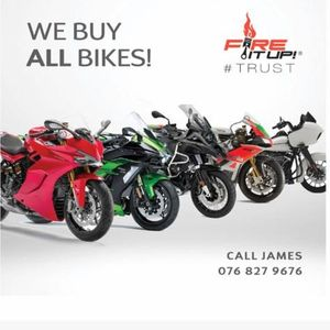 Mr Flip G at The Bike Buyers