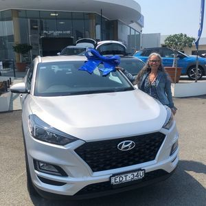 Janice A at Tweed Hyundai