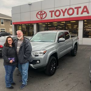 Frank & Chris at Bobby Rahal Toyota of Lewistown