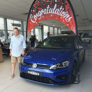 Max J at Northern Rivers Volkswagen