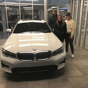 Christopher L at Bobby Rahal BMW of South Hills