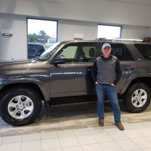 Lee W at Williams Toyota of Sayre