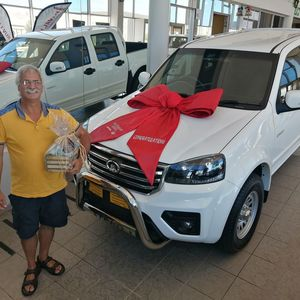 Mr Keith R at Haval Port Elizabeth