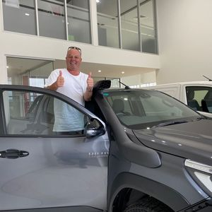 Greg O at Mornington Toyota