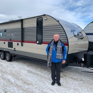 Terry R at Rangeland RV